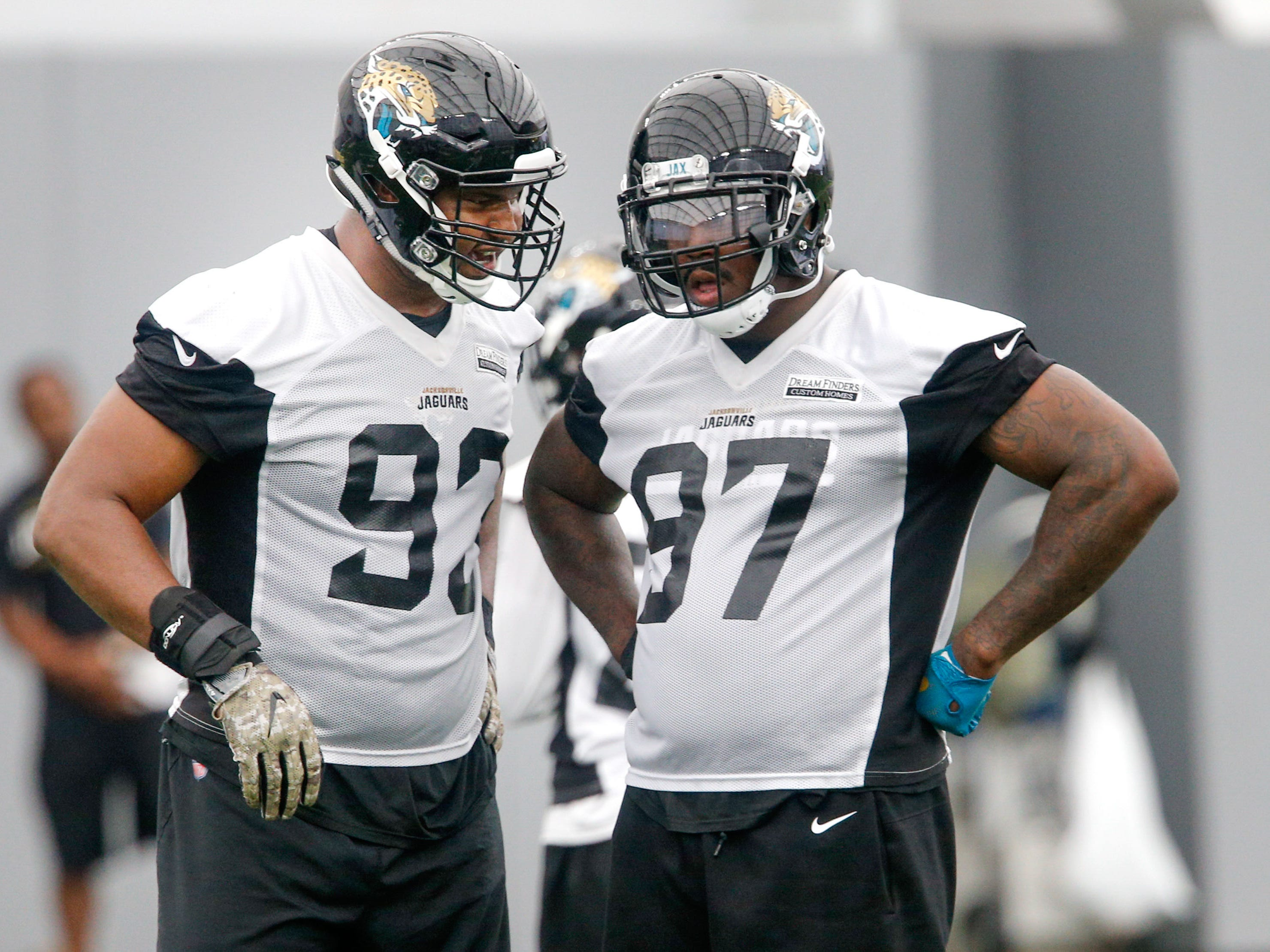 8. Jaguars (8): Love the LOB-esque swagger, including DL Malik Jackson's 16-0 prediction. Still, will lack of offensive balance prove their undoing?
