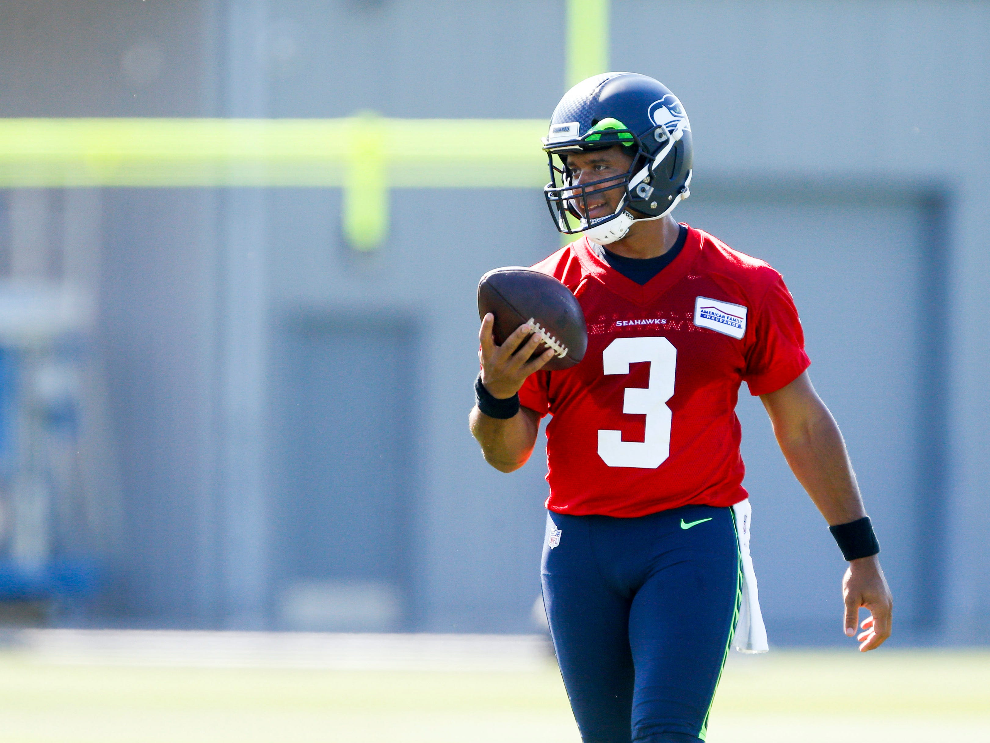 27. Seahawks (27): Russell Wilson has missed playoffs one time — last year — the first time he wasn't backed by top-five defense. Coincidence?