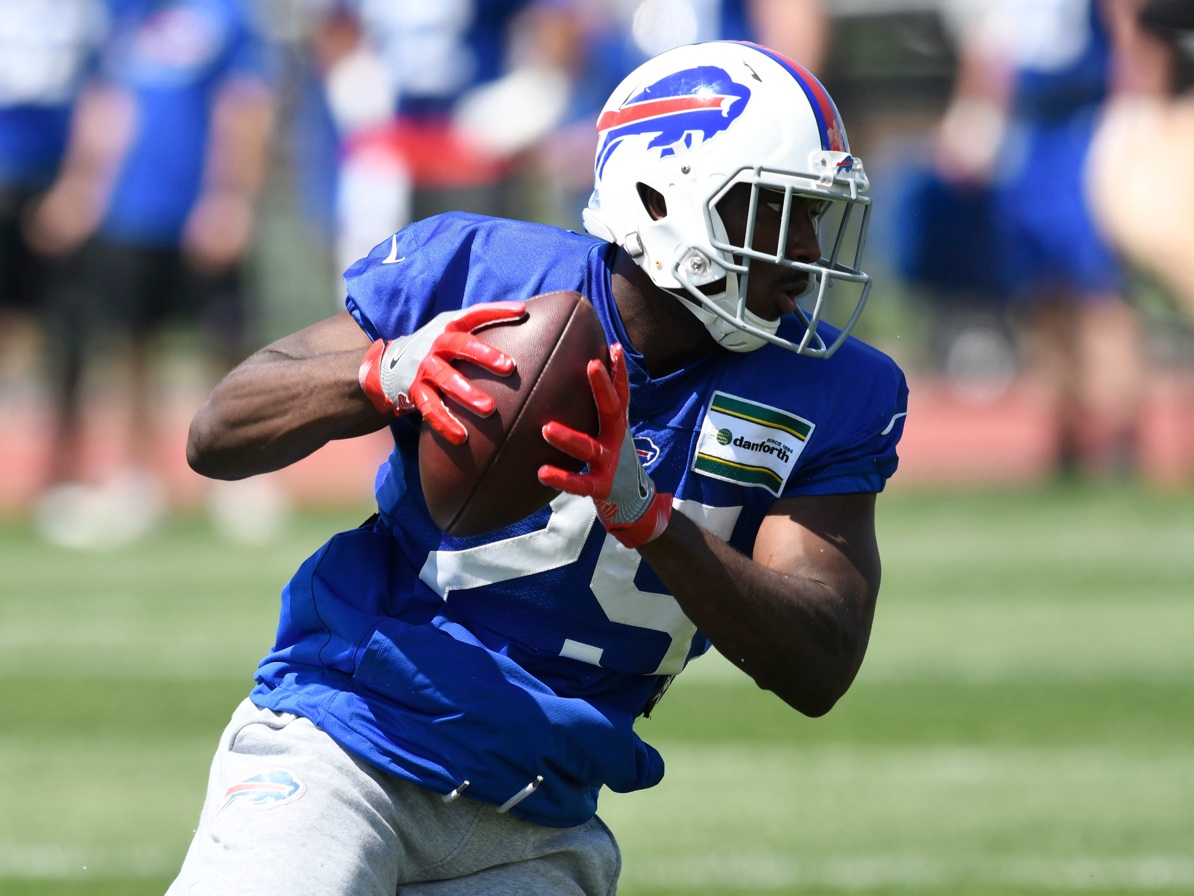 32. Bills (30): LeSean McCoy doesn't want to be distraction to what seems an underpowered offense. His opening camp press conference shows he can't really avoid it for now, though.