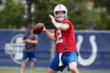 SportsPulse: From Colts camp, IndyStar's Stephen Holder details the plan for Andrew Luck this preseason and how much you can anticipate he will play this August.