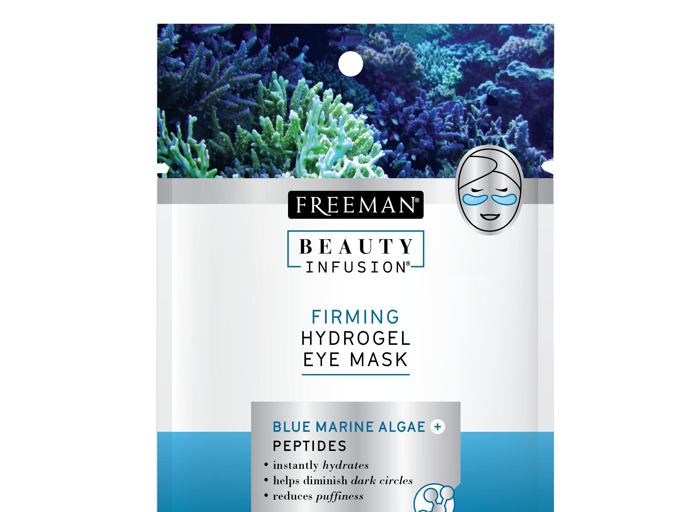 Freeman Firming Hydrogel Eye Mask
