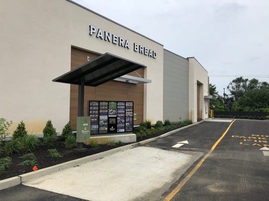 Panera Bread is opening a new restaurant on Route 35 in Wall.