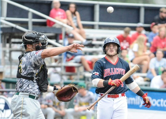The Chillicothe Paints fell to the West Virginia Miners 4-2 at the VA Memorial Stadium in Chillicothe Monday night.