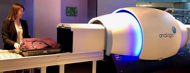 The Transportation Security Administration announced its plan to test CT scanners at select U.S. airport checkpoints.
