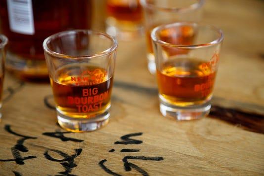World S Biggest Bourbon Toast