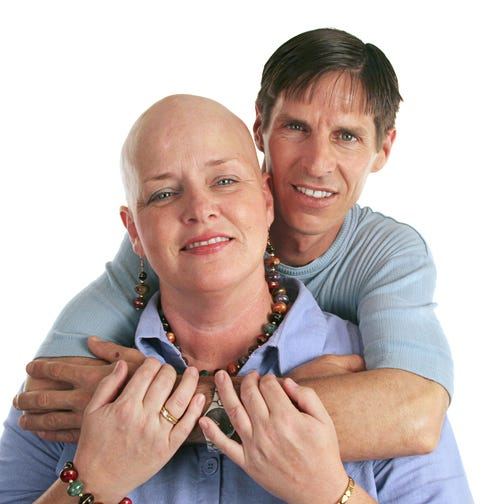 Spouse is disappointed in family's reaction to cancer