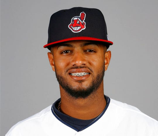 Detroit Tigers' newly acquired shortstop Willi Castro.