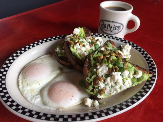 The Fly Trap in Ferndale offers a unique breakfast experience.