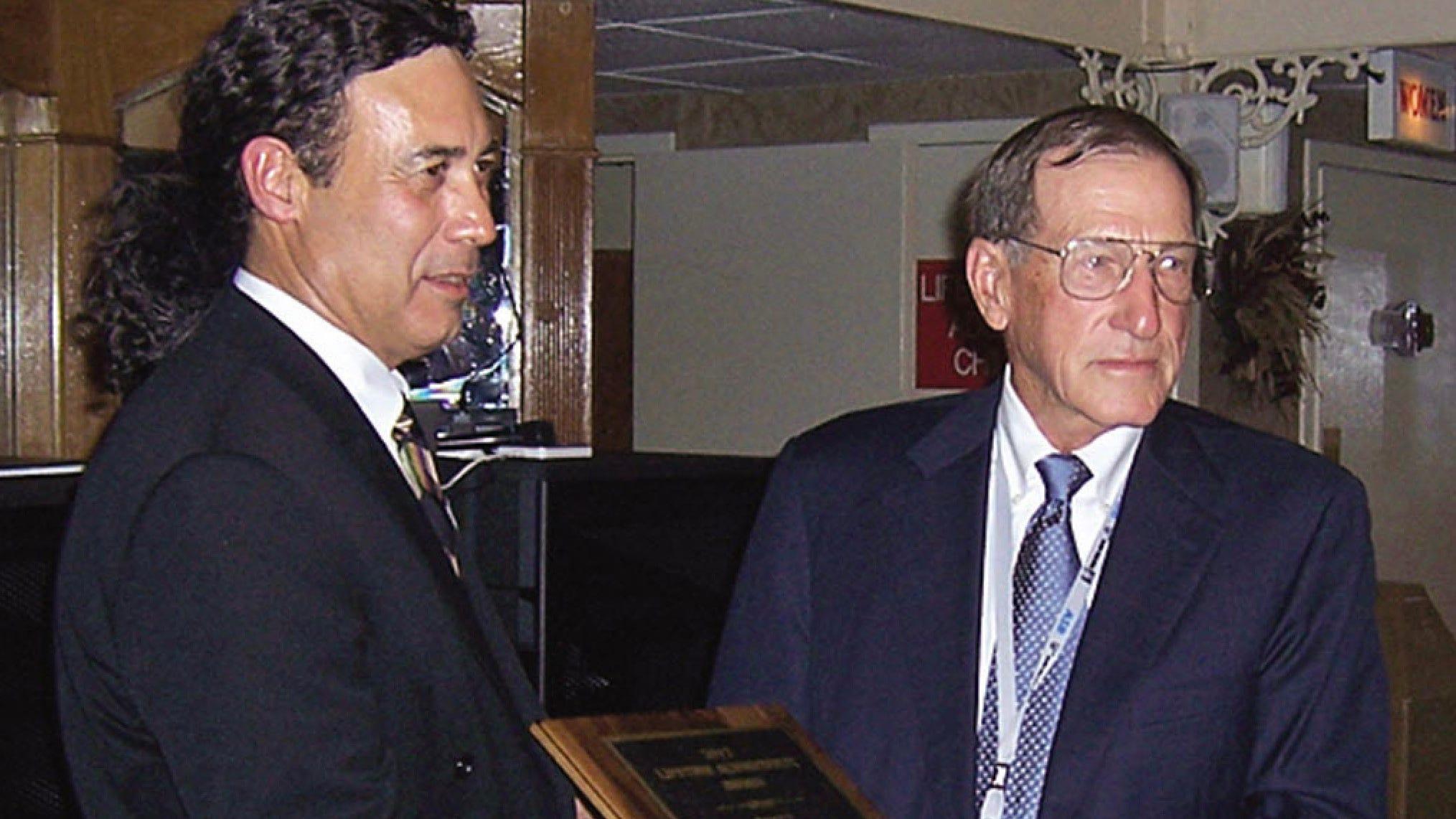 Michigan football saw Paris. York County donor Donald Graham's family scored millions
