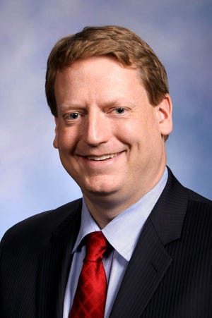 Former state rep. Tim Greimel announced on Jan. 28, 2021 that he was running for mayor of Pontiac.