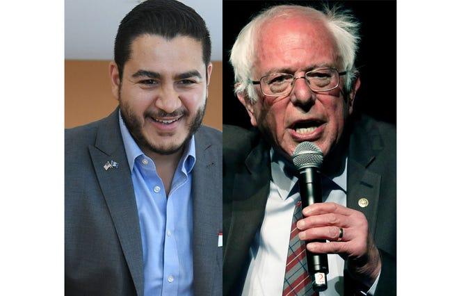 Abdul El-Sayed, Bernie Sanders