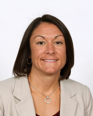 Senior Associate Athletic Director Vanessa Fuchs has had a long history at FSU as a student-athlete and administrator.