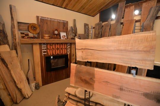 The Good Wood Guys do custom hardwood cutting and fabrication.