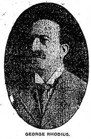 George Rhodius
