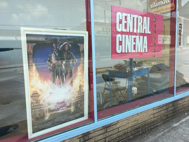 A new Knoxville movie theater, Central Cinema, will hold its opening weekend Aug. 10-12.
