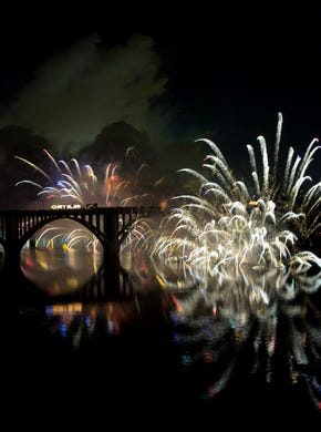 Boomsday: Looking back at Knoxville's Labor Day fireworks event