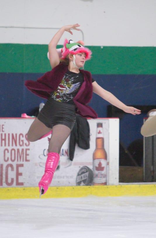 National Showcase Figure Skate 02