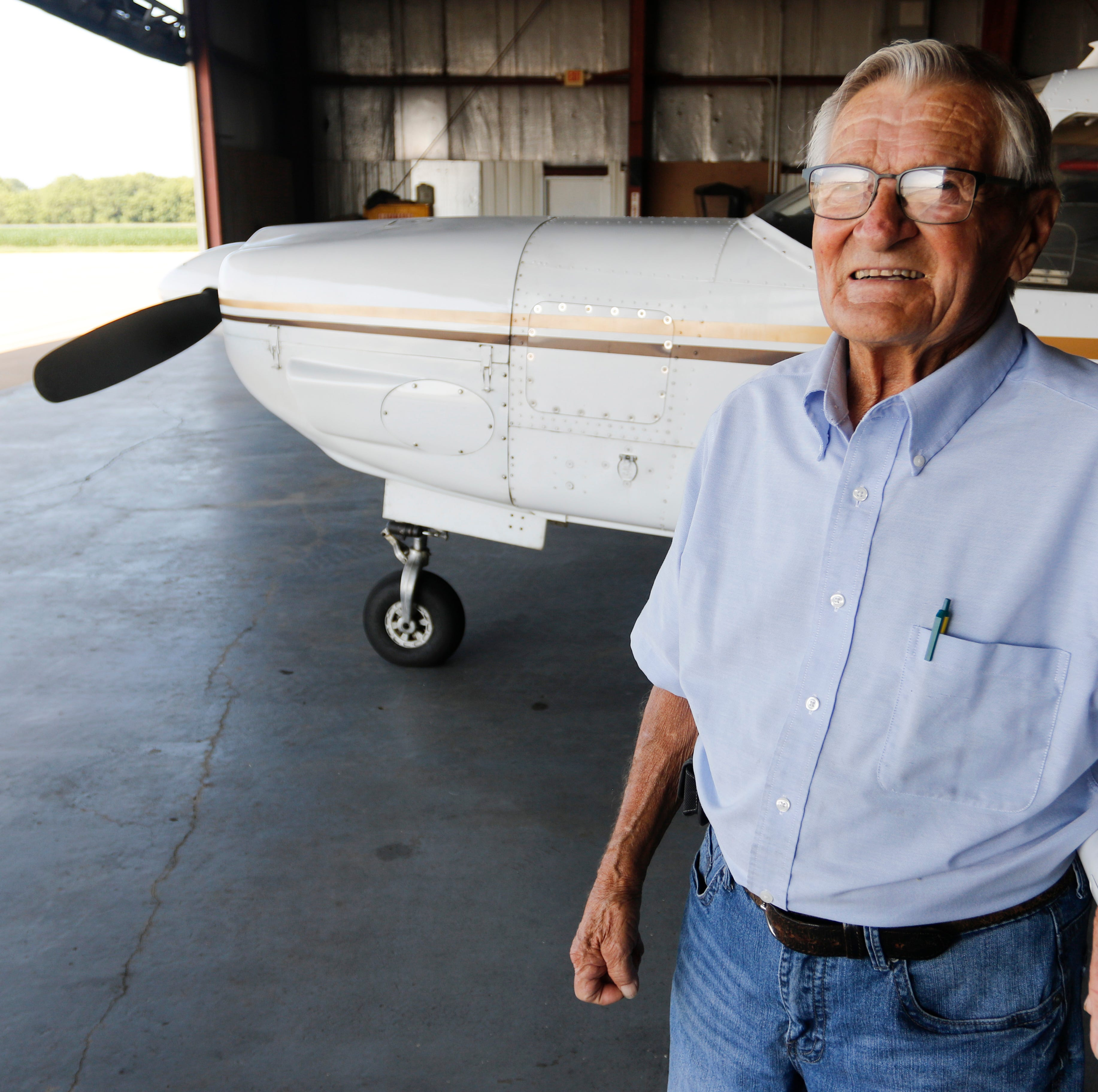 Family that flies together, stays together: For them, Marshfield Airport a family affair