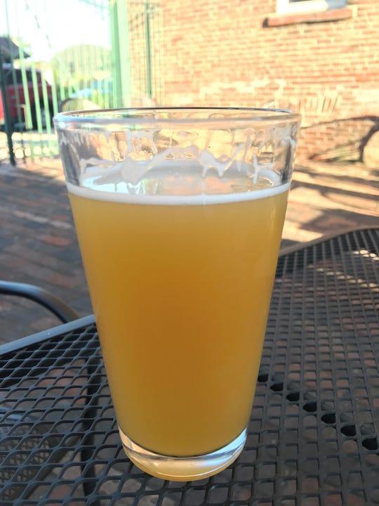 The Phoenix Brewing Co.'s Cyclops, a mango milkshake IPA.