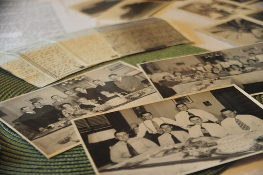 World War II letters the Wappner boys sent home to Mansfield were recently discovered.
