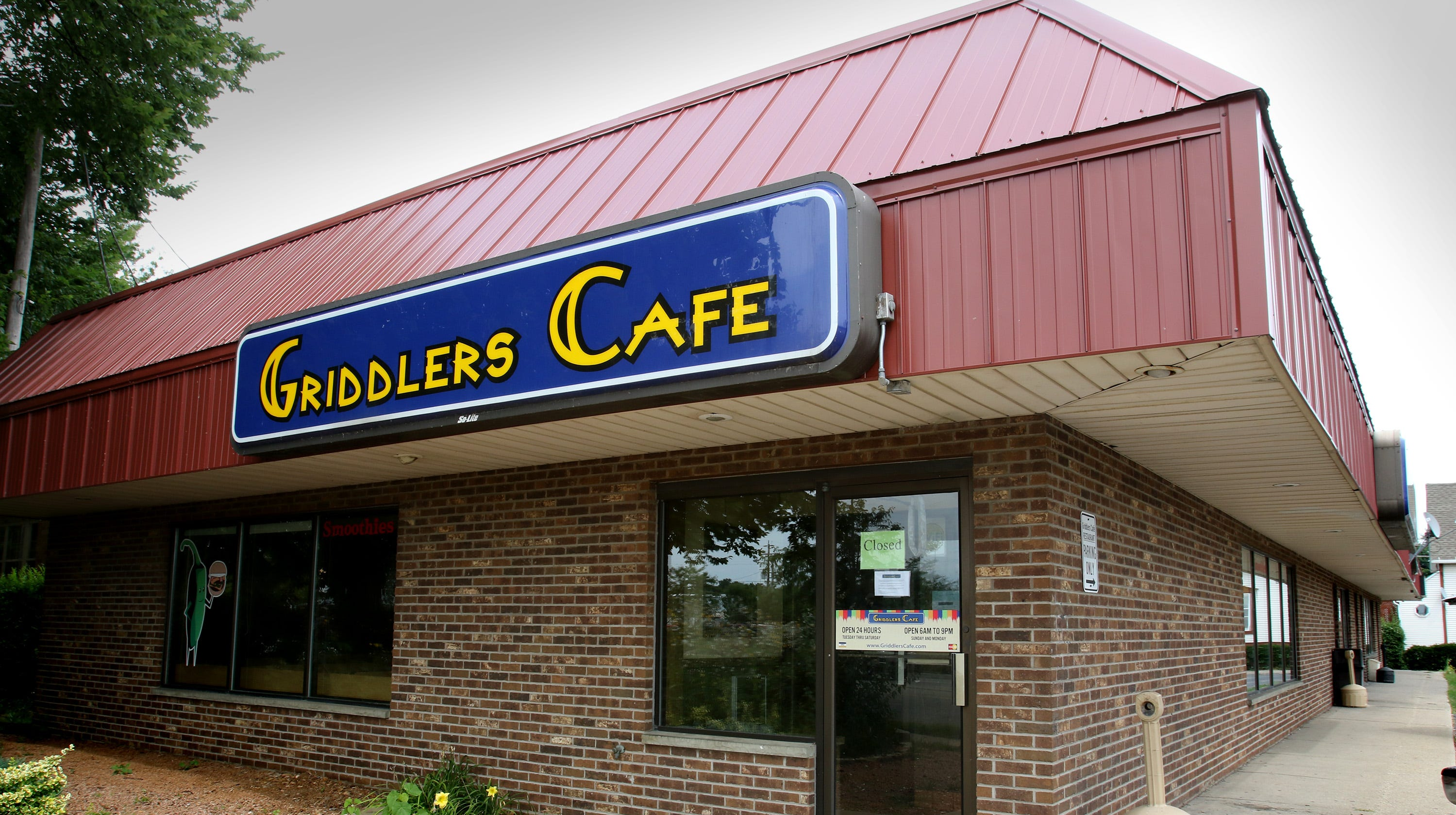 Griddlers Cafe in South Milwaukee closes, with the owners getting out of the restaurant business