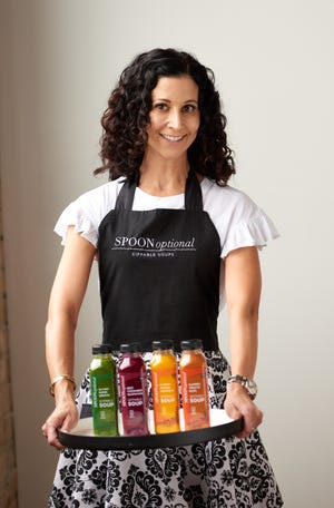 Nancy Fink took her family's soup heritage and translated it into a line of on-the-go products.