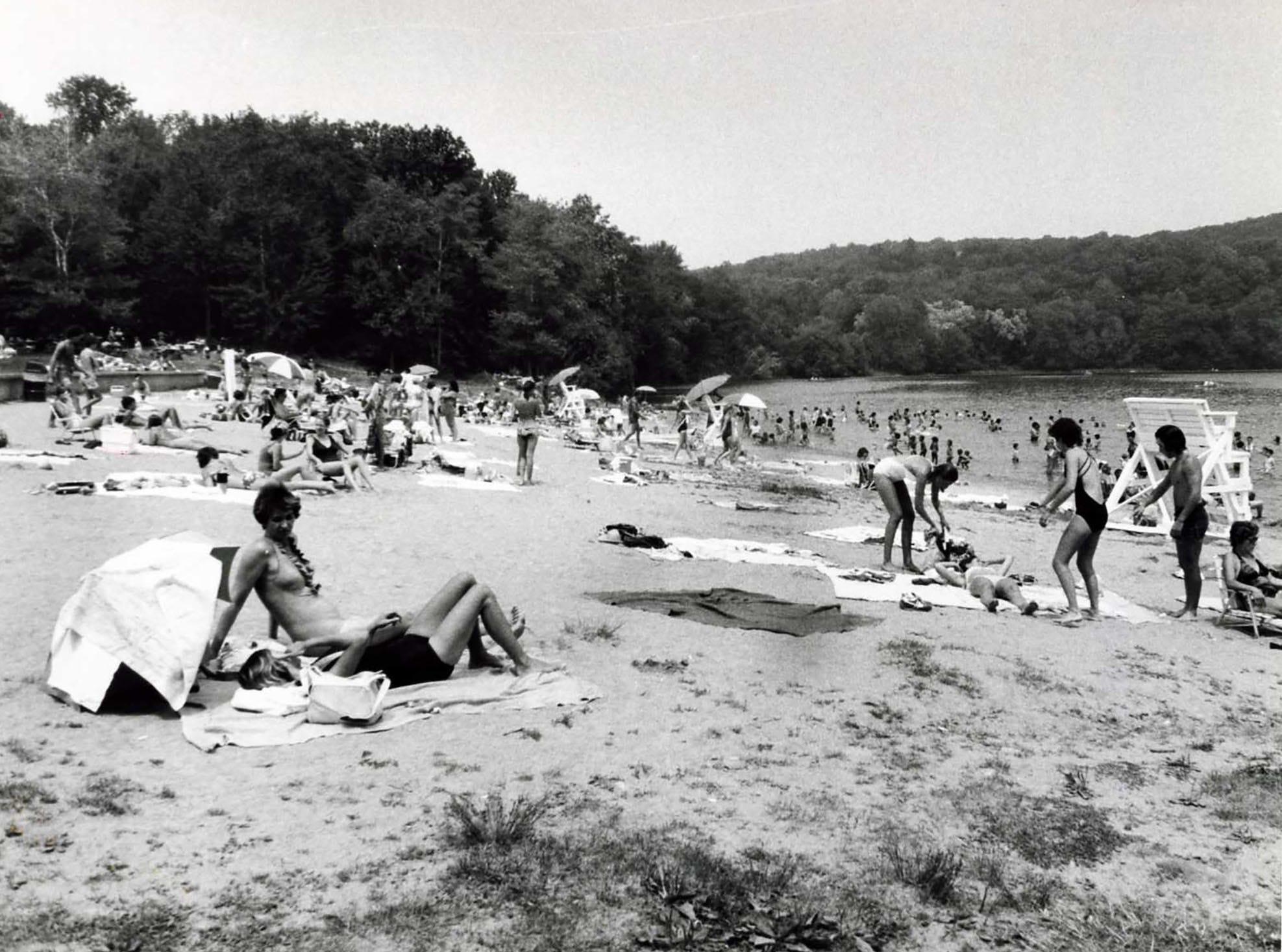 July 1978: Ringwood State Park