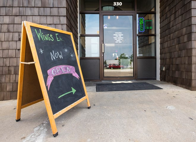 Wings Etc., located at 330 Quay St. in Port Huron, has opened.