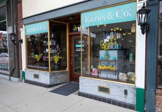 Karas & Co. salon has opened at 307 Huron Ave., Port Huron.