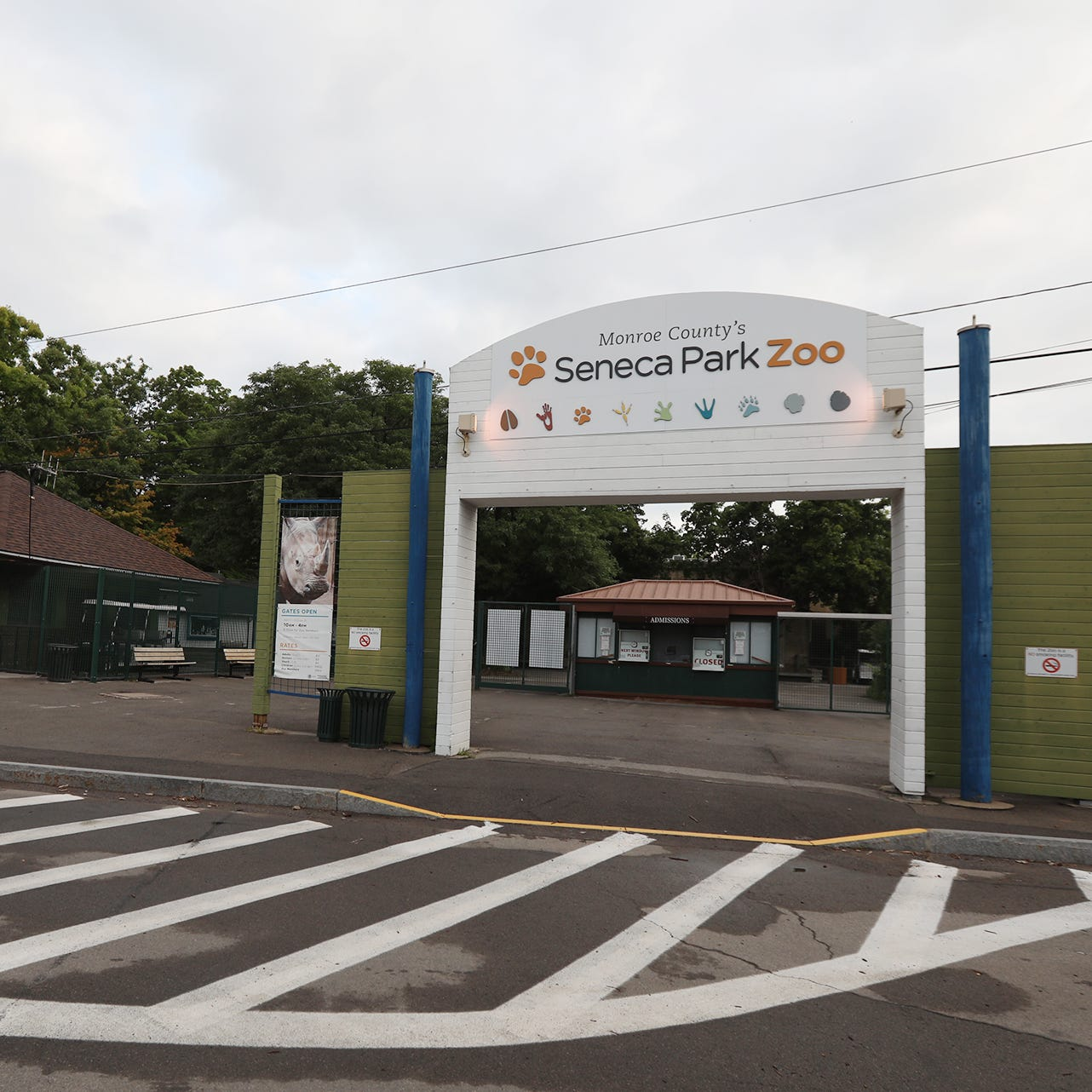 Former zoo society official claims age discrimination behind dismissal