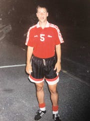 Kevin Darcy played soccer at the high school, college and professional level.