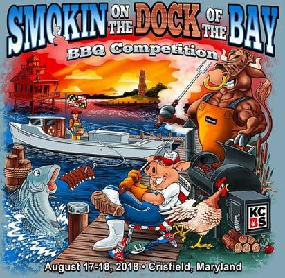 Smokin on the Dock of the Bay