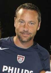 Kevin Darcy is the new head coach of the women's soccer team at Hampton University.