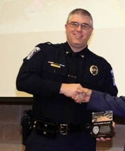 Monett Police Chief George Daoud