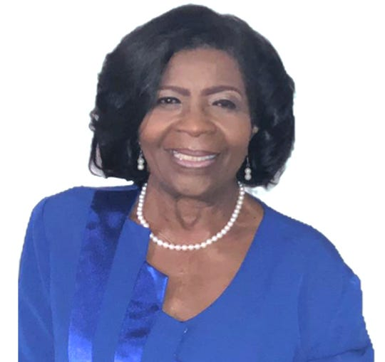 School board member Maggie Lewis-Butler