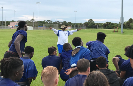 Srhs Football Practice 0730