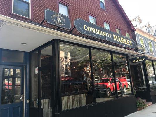 Piermont's Community Market