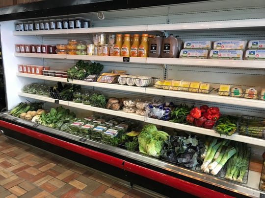 Piermont's Community Market reopens after 2 years