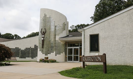 Father William Graney and another Resurrection Parish staff member were assaulted on Monday at the Pike Creek Catholic church, according to police.