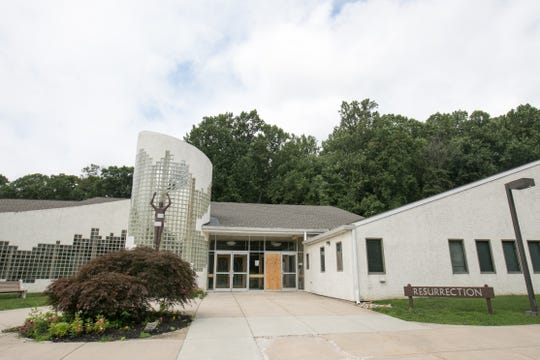 Father William Graney and another Resurrection Parish staff member were assaulted on Monday at the Pike Creek Catholic church.