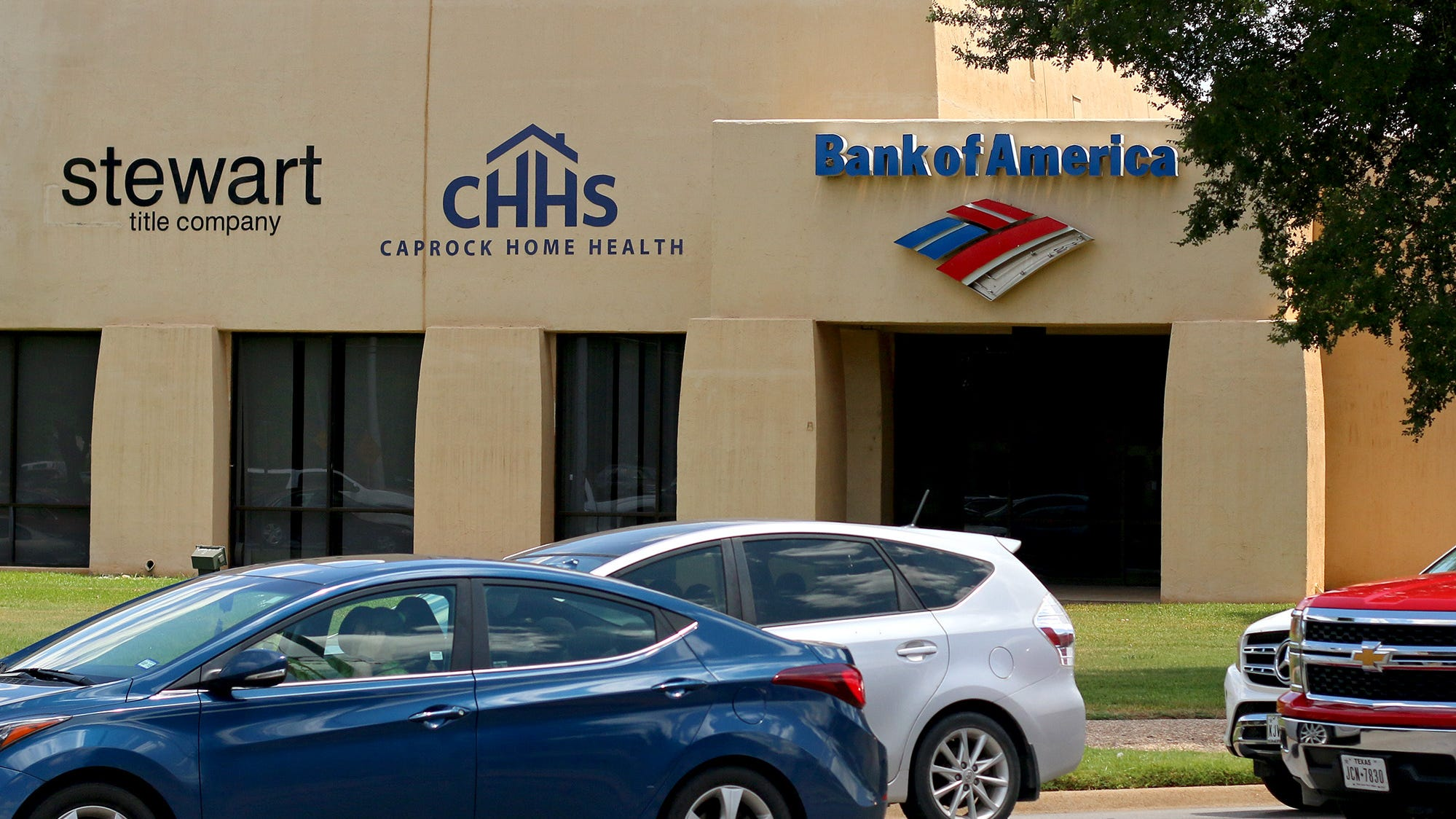 Bank of America customers in Wichita Falls, located at 2733 Midwestern Parkway, will shutter on Oct. 30, leaving the closest BoA ATM over 100 miles away.