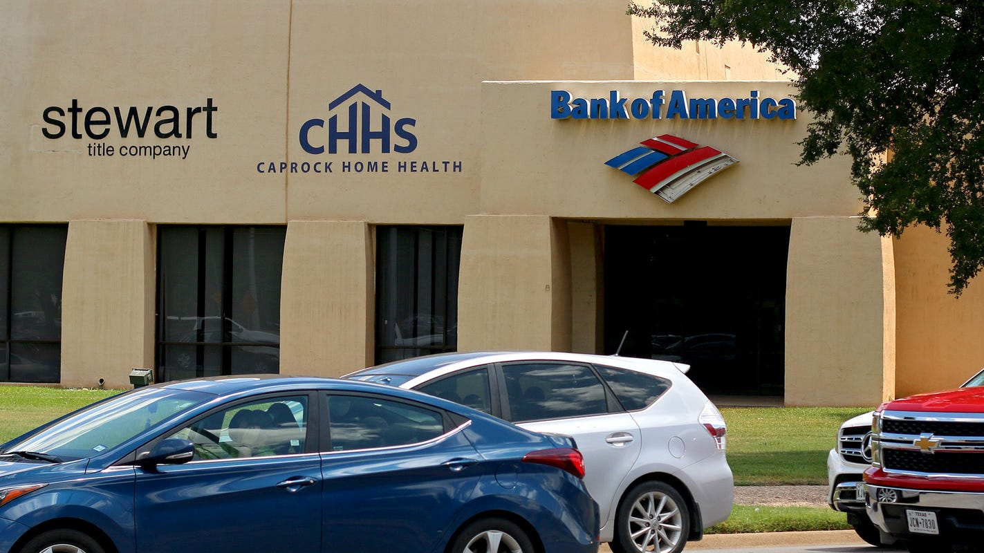 Bank of America set to close in Wichita Falls before Halloween
