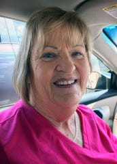 Lynda Fuller of Wichita Falls has decided to keep her Bank of America accounts open even though the local branch is closing.