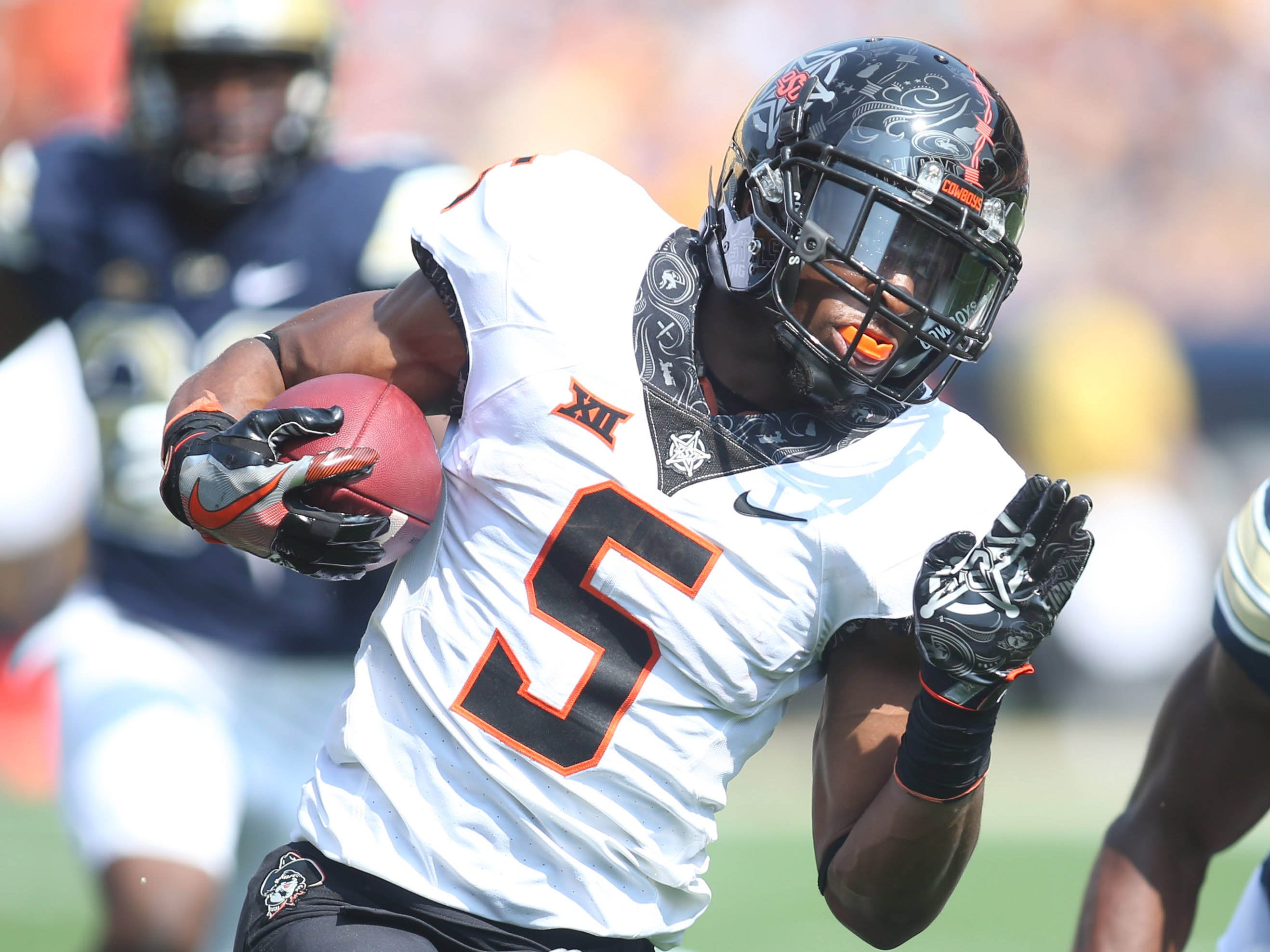 No. 25 Oklahoma State Cowboys (10-3 in 2018).