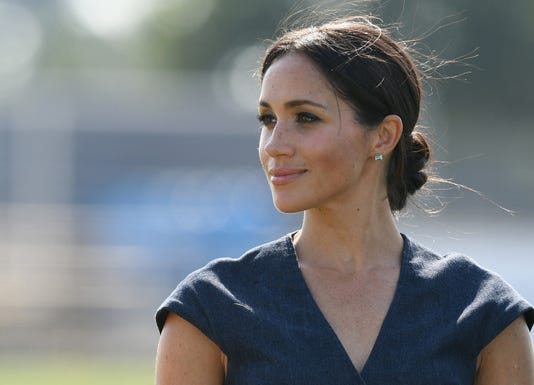 Meghan Markles 37th Birthday Is Her First As A Royal