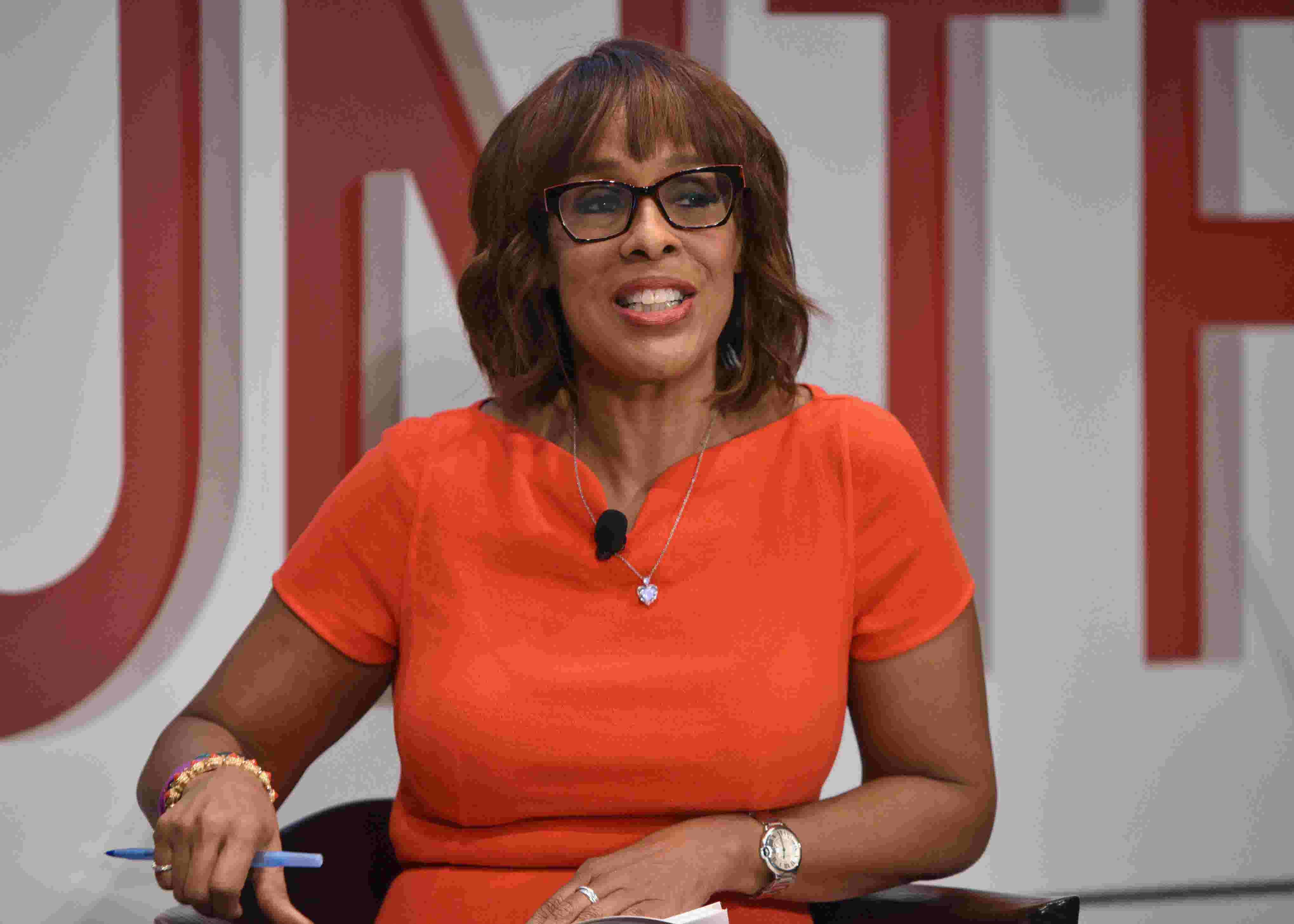Five Questions with Gayle King
