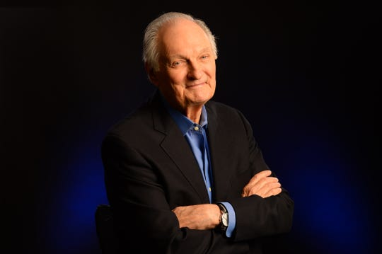 Alan Alda, June 6, 2017.
