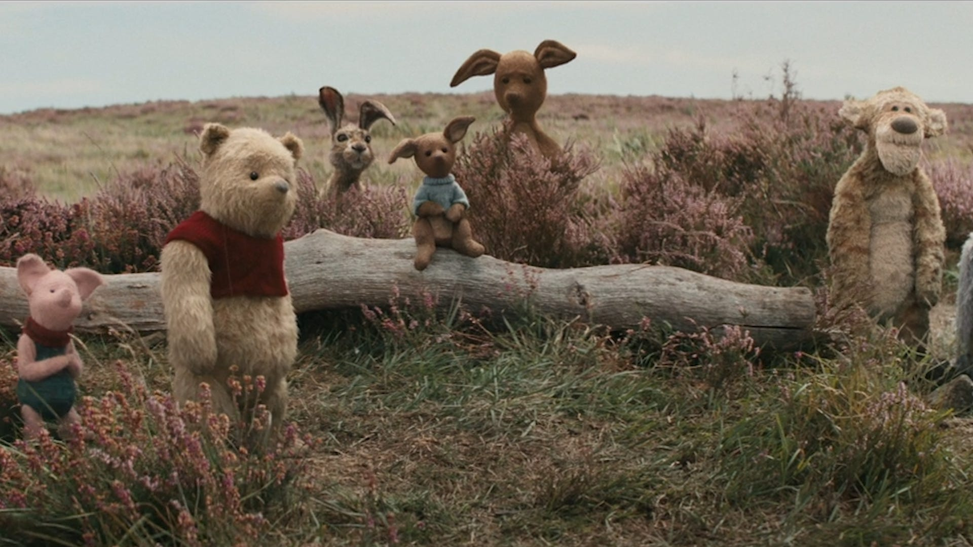 84120ca89 Winnie-the-Pooh reunites with childhood friend in film 'Christopher Robin'