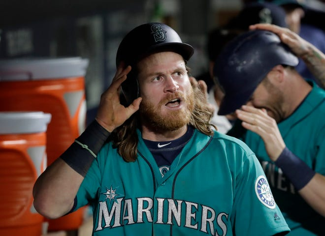 The Mariners sent Ben Gamel to Triple-A Tacoma after acquiring center fielder Cameron Maybin via trade. But manager Scott Servais said he expects Gamel to eventually return and help the club this summer.