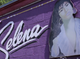 The Selena mural was painted by West Oso High School students in 1995 as a neighborhood tribute to the singer.